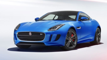 Jaguar-Независимость. Cпецверсия F-TYPE British Design Edition